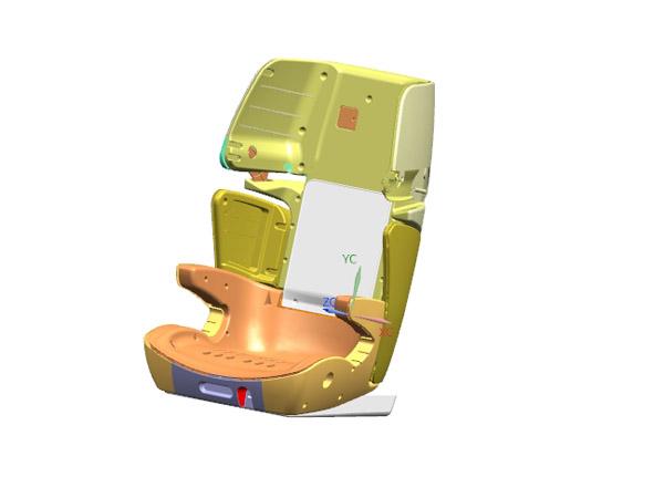 儿童安全座椅合格率逾九成