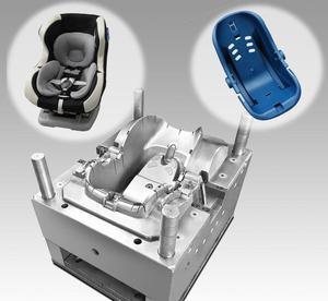 安全座椅模具